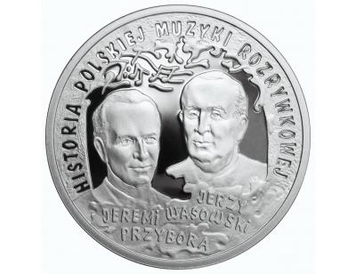 10 zł – Jeremi Przybora, Jerzy Wasowski