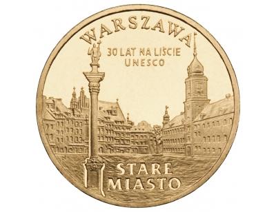 2 zł – Stare Miasto w Warszawie