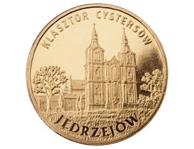 2 zł – Jędrzejów – Klasztor Cystersów