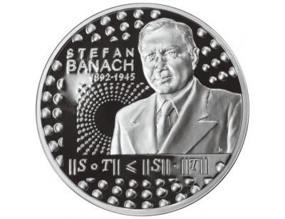 10 zł – Stefan Banach