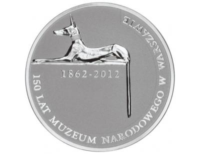 10 zł – 150 lat Muzeum Narodowego w Warszawie
