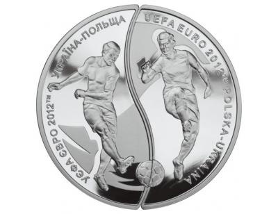 10 zł – Mistrzostwa Europy w Piłce Nożnej UEFA 2010-12