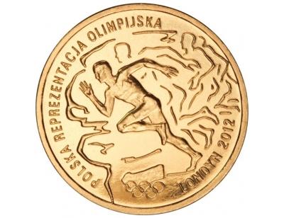 2 zł – Polska Reprezentacja Olimpijska Londyn 2012