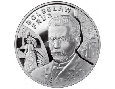 10 zł – Bolesław Prus