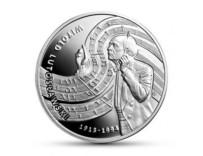 10 zł – Witold Lutosławski