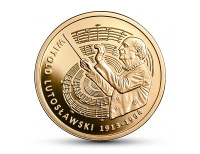 200 zł – Witold Lutosławski