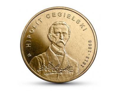 2 zł – 200-lecie urodzin Hipolita Cegielskiego