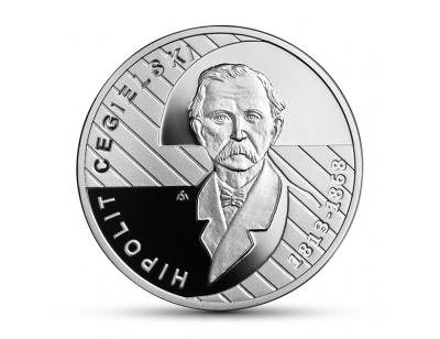10 zł – 200-lecie urodzin Hipolita Cegielskiego