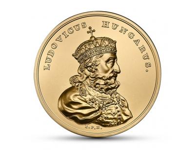 500 zł – Ludwik Węgierski