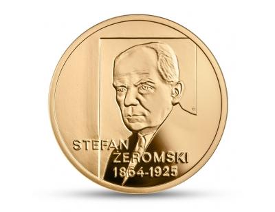 200 zł – 150. rocznica urodzin Stefana Żeromskiego