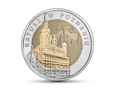 5 zł – Ratusz w Poznaniu