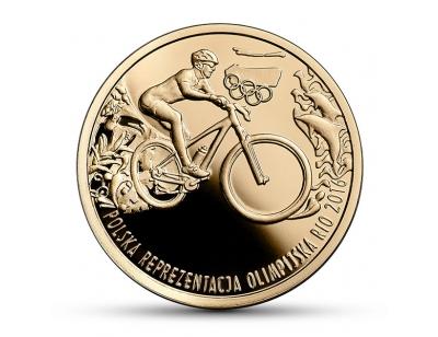 200 zł – Polska Reprezentacja Olimpijska Rio de Janeiro 2016