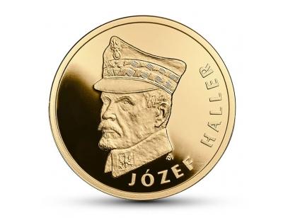 100 zł – Józef Haller