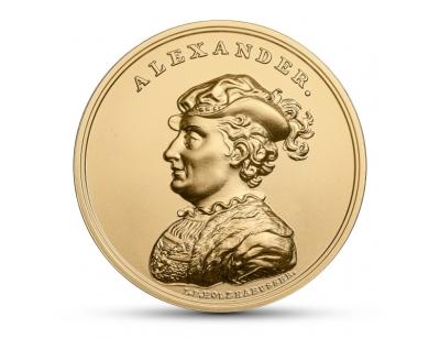 500 zł – Aleksander Jagiellończyk