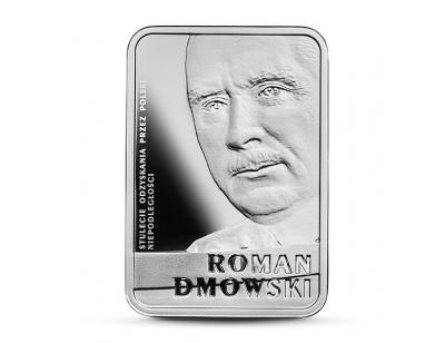 10 zł – Stulecie odzyskania przez Polskę niepodległości – Roman Dmowski