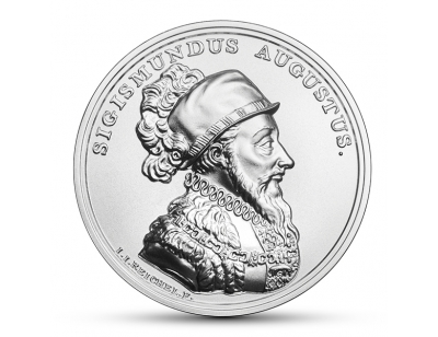 50 zł – Skarby Stanisława Augusta – Zygmunt August