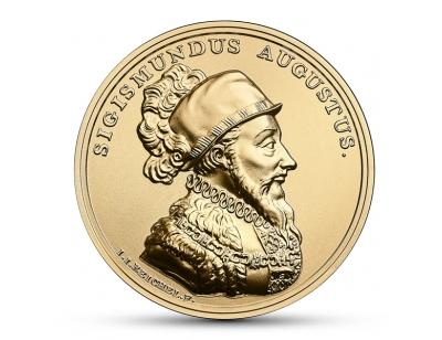 500 zł – Skarby Stanisława Augusta – Zygmunt August