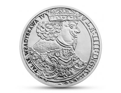 20 zł – Historia monety polskiej – talar Władysława IV