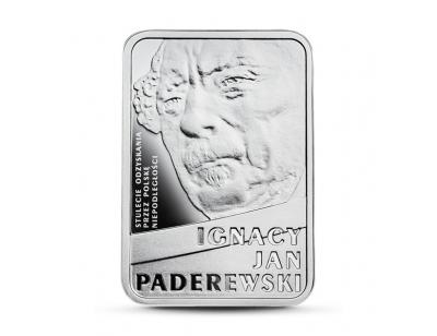 10 zł – Ignacy Jan Paderewski