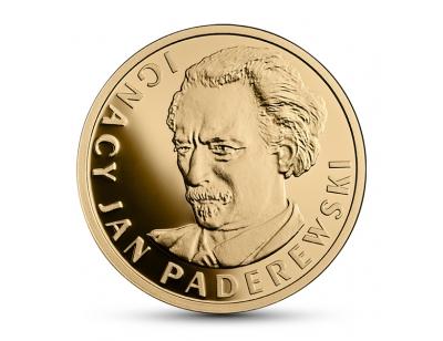 100 zł – Ignacy Jan Paderewski