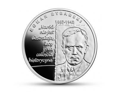 10 zł - Roman Rybarski