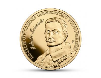 200 zł - 100-lecie utworzenia Uniwersytetu Poznańskiego