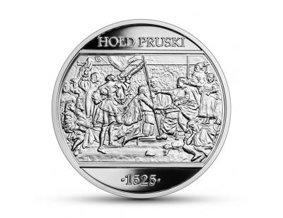 10 zł - Hołd pruski Hołd ruski