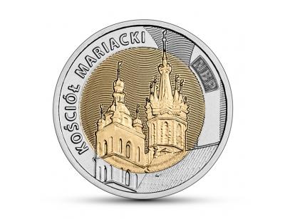 5 zł - Kościół Mariacki