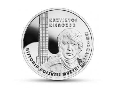 10 zł - Krzysztof Klenczon