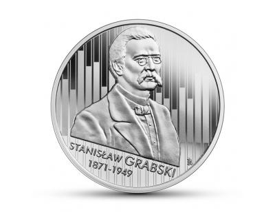 10 zl - Stanisław Grabski