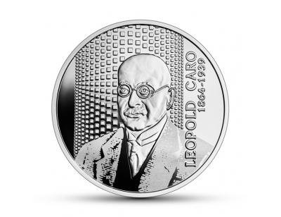 10 zł - Leopold Caro