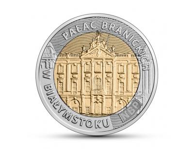 5 zł - Pałac Branickich w Białymstoku