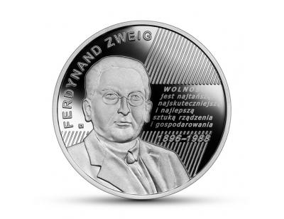 10 zł - Ferdynand Zweig