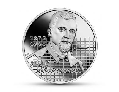 10 zł - Adam Krzyżanowski