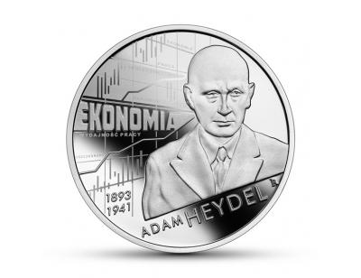 10 zł - Adam Heydel