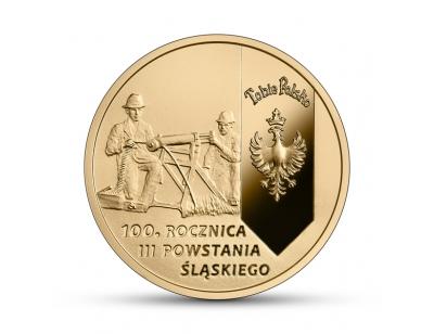 200 zł - 100. rocznica III Powstania Śląskiego