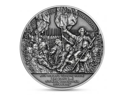50 zł - 230. rocznica Konstytucji 3 Maja