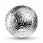 2018 zł - 100.rocznica odzyskania przez Polskę niepodległości