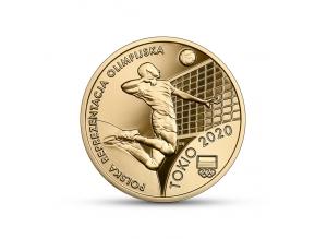 200 zł - Polska Reprezentacja Olimpijska Tokio 2020