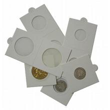 Holdery na monety klejone Leuchtturm