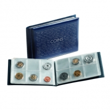 Klaser numizmatyczny na 48 monet
