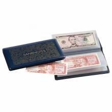 Kieszonkowy album do banknotów