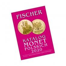 Fischer Katalog Monet Polskich 2020 r.
