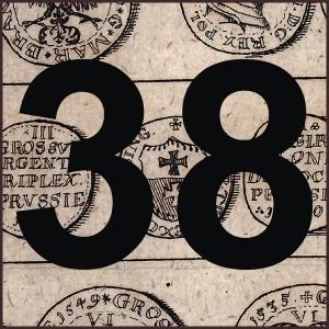 38 Aukcja PTN – 13 marca 2021