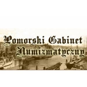 Numizmatyka - Pomorski Gabinet Numizmatyczny