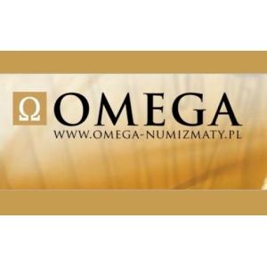 Numizmatyka - Omega