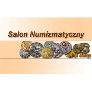 Numizmatyka - Salon Numizmatyczny Dzieje Złotego