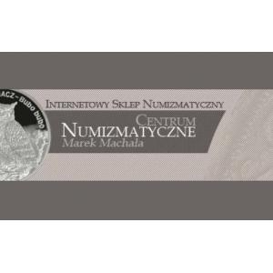 Numizmatyka - Centrum Numizmatyczne Marek Machała