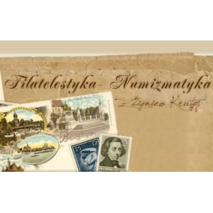 Numizmatyka - Filatelistyka - Numizmatyka  Zbigniew Krutyj