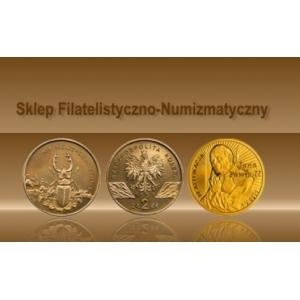 Numizmatyka - Sklep Filatelistyczno - Numizmatyczny Kolekcjonerstwo